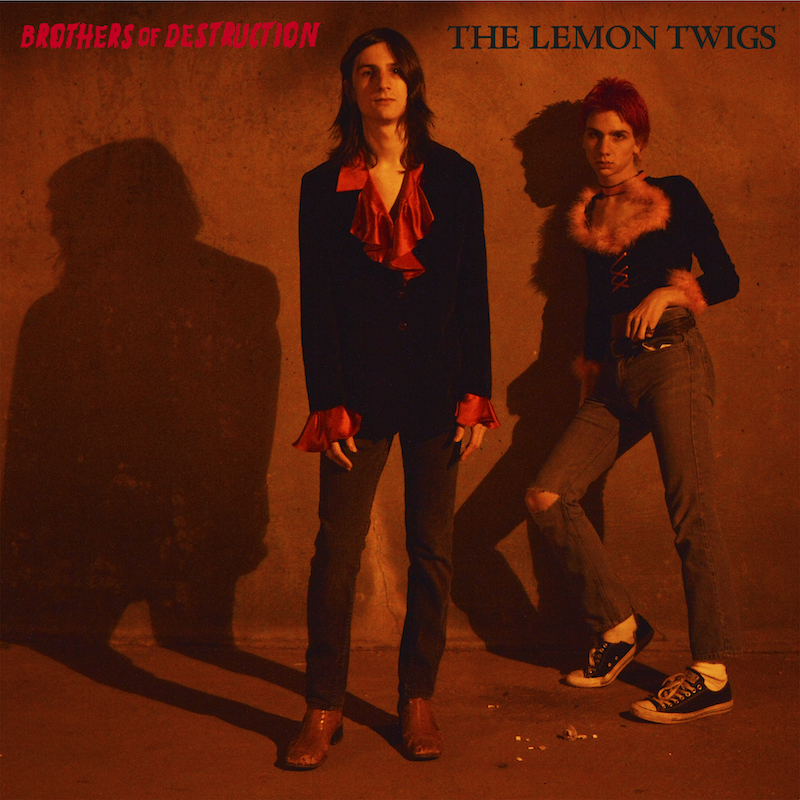 The Lemon Twigs – Night Song (2017)