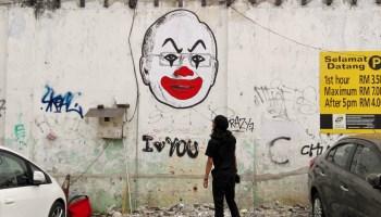 Clown Najib - New Naratif