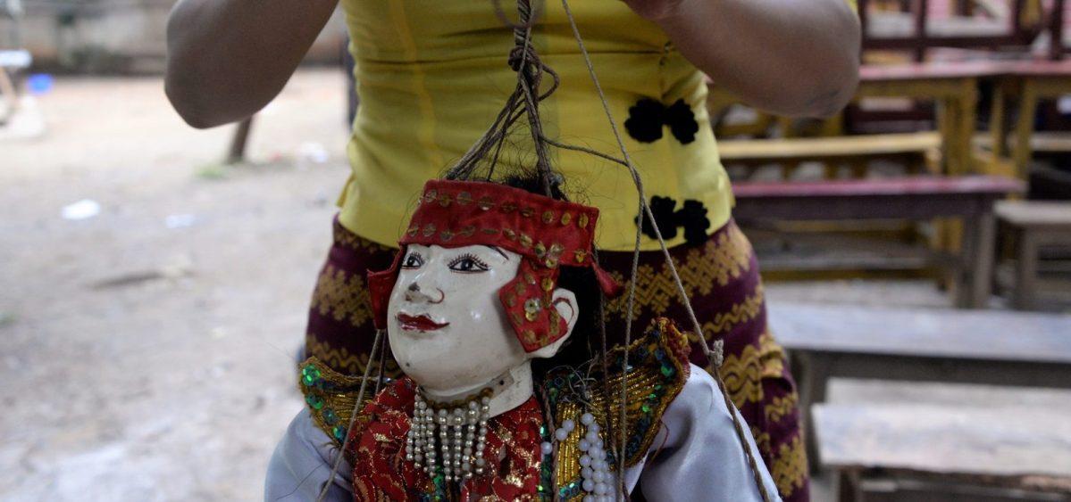 Myanmar Marionette Puppets (11) - New Naratif