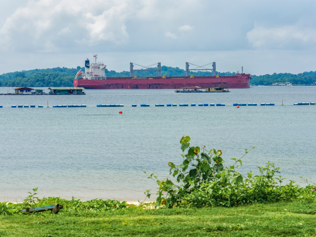 Johor Strait - New Naratif