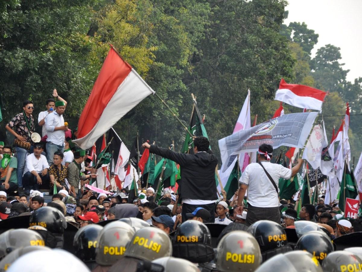 November 2016 Protests - New Naratif