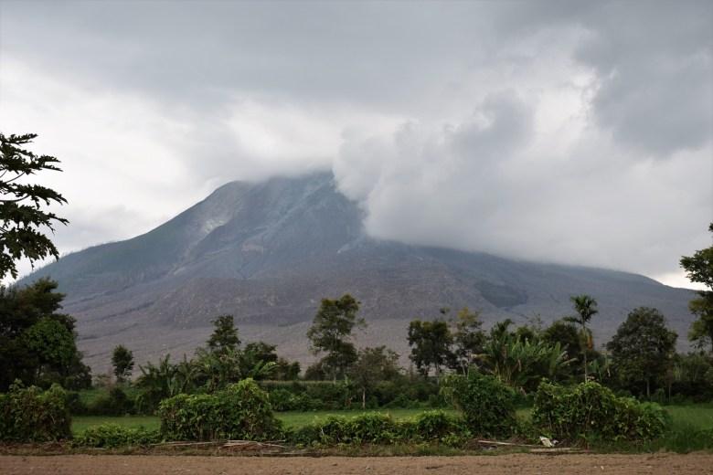 Mount Sinabung - New Naratif