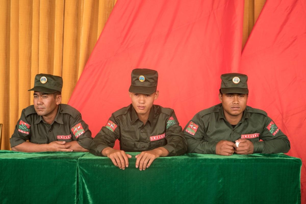 United Wa State Army - New Naratif