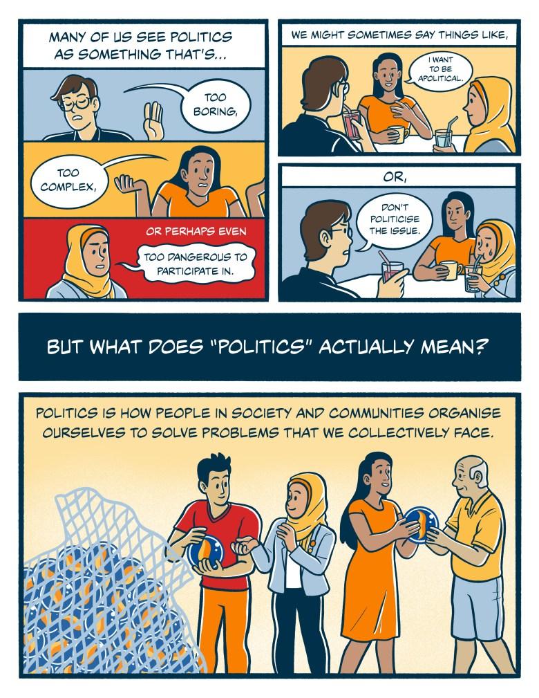 What Is Politics? - New Naratif