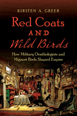 Greer, Red Coats and Wild Birds