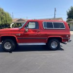 1985 Chevrolet K5 Blazer 4 4 New Old Cars