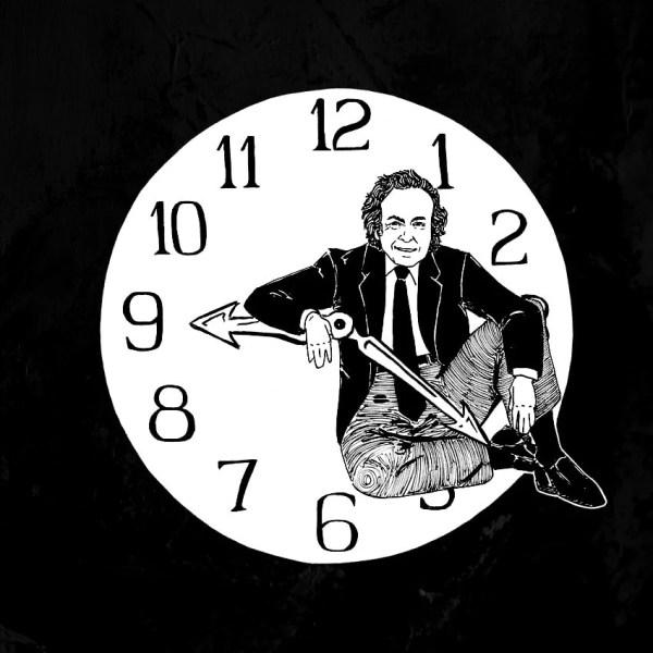 Richard Feynman Original Artwork