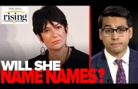 Ghislaine Maxwell's friends predict she will 'SELL OUT' Bill Clinton, powerful people