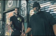 Frank Cook x Cory Gunz x Kool G Rap x Norm Bates – On The Sidewalk 2 (2020 New Official Music Video)