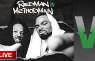 REDMAN vs METHODMAN | LIVE!