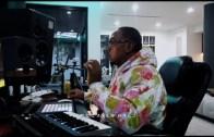 Timbaland making a Beat for DJ Khaled!