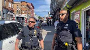 Multiple people shot on Elm St ,Yonkers NY