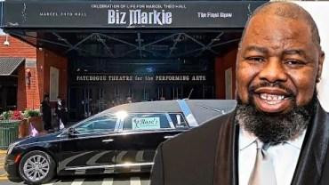 Biz Markie Home Going Funeral, Rest In Peace Legend