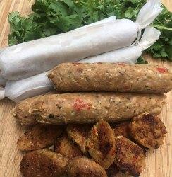 How It's Made: Fundamentals of Vegan Sausage Making