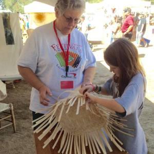 LCG Basket Weaver Artist