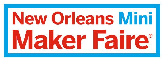 New Orleans Mini Maker Faire logo