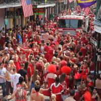 NOLA's Red Dress Run Becomes Latest Major Summer Event Cancelled Amid COVID-19 Surge
