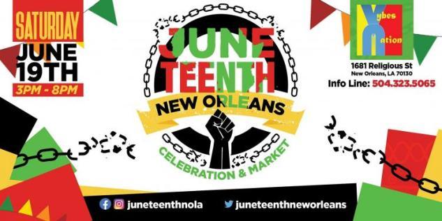 juneteenth new orleans