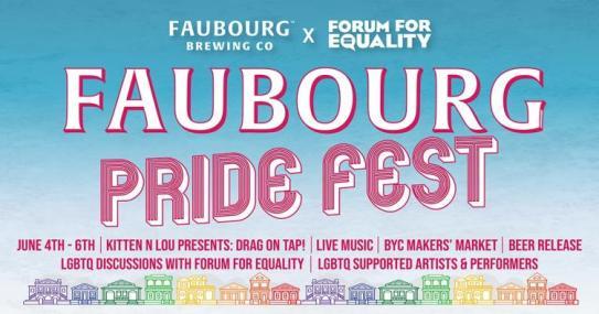 faubourg pride fest