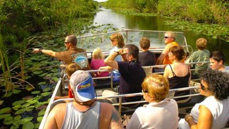 Airboat Swamp Tours New Orleans