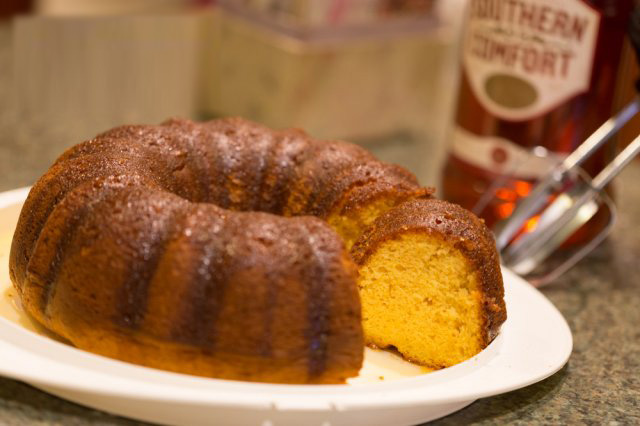 southern comfort cake