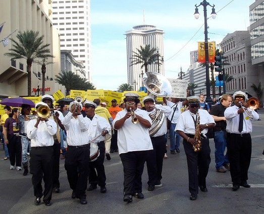 New Orleans Wedding Bands White Oak Productions Inc New