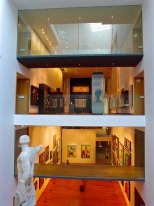 Ashmolean Museum Extension (Rick Mather 2009)