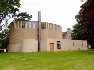 Ripon College - Bishop Edward King Chapel