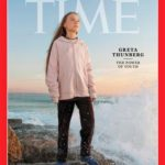 Greta Thunberg Time magazine Person of the Year 2019