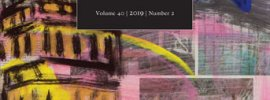 New England Review - Volume 4 Number 2, 2019