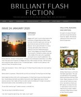 Brilliant Flash Fiction - January 2020