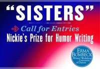 2020 Nickie's Prize for Humor Writing