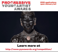 Progressive Young Artist Awards 2021
