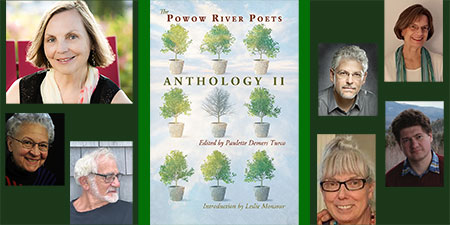 Able Muse Powow River Poets Anthology II Reading banner