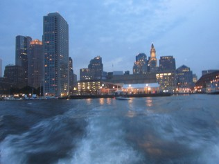 Watertaxi view II