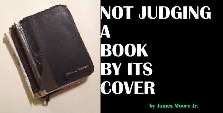 NOT JUDGING A BOOK BY ITS COVER