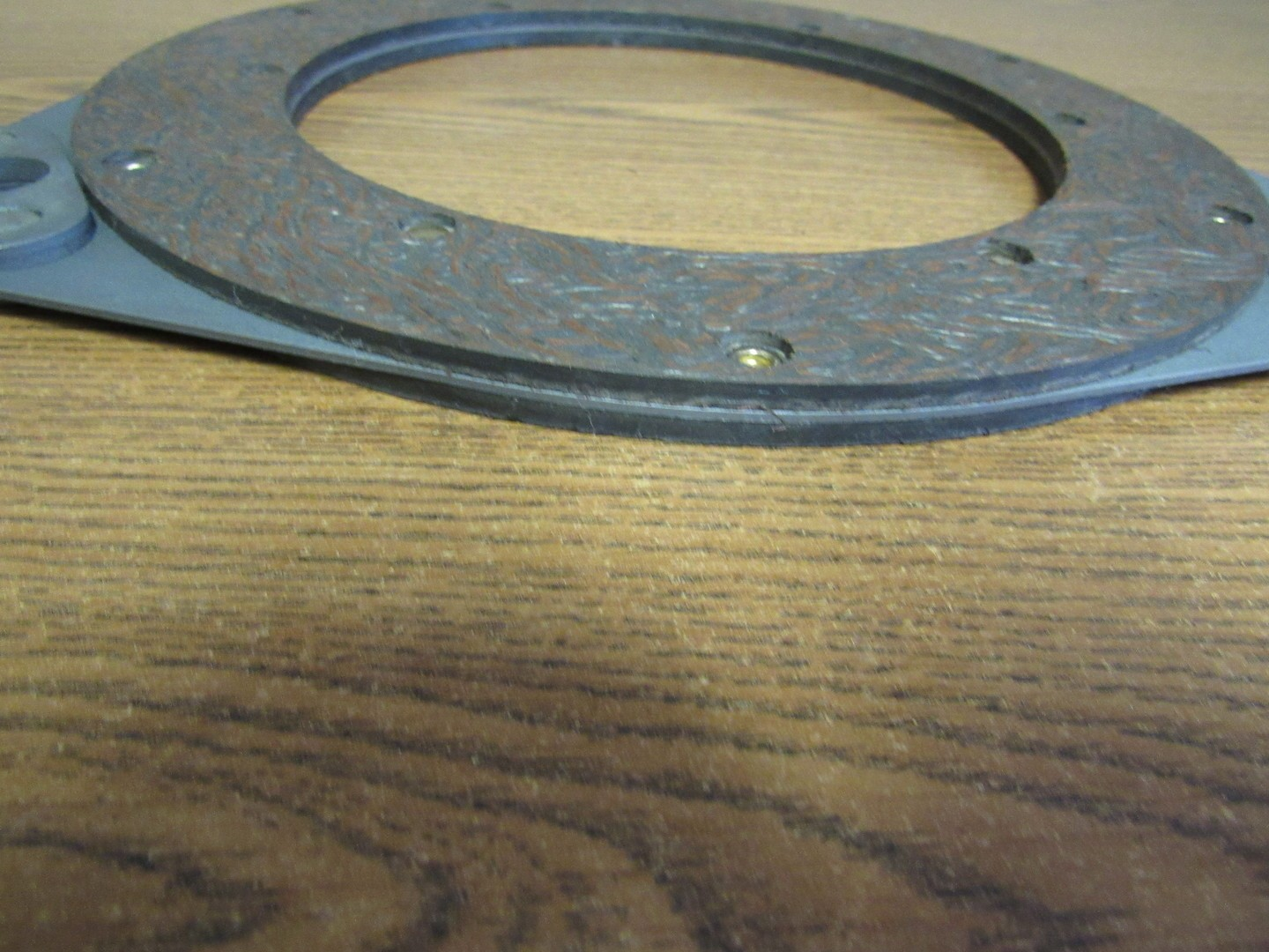 JD A G 60 70 CLUTCH DISC W/ RIVETED LINING  9514