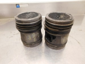 JD 520 530 ALL FUEL .045 OVER PISTONS 12167