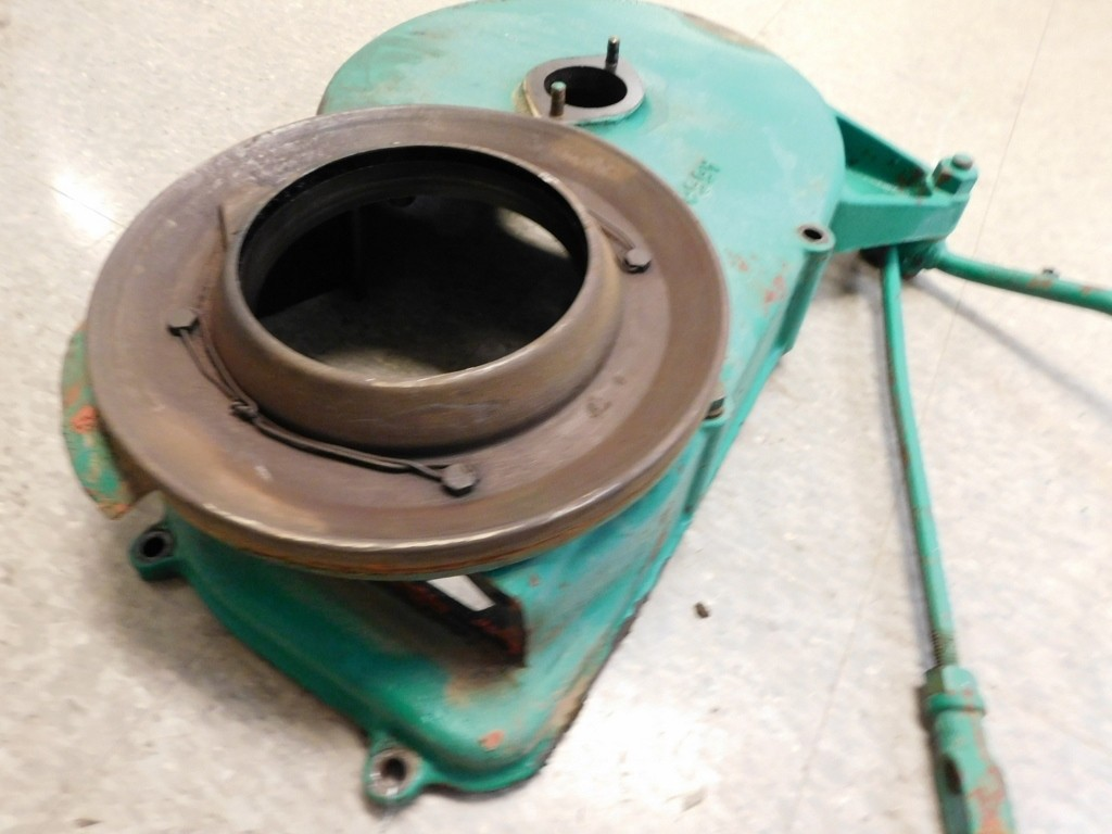 JD OPEN FAN UNSTYLED A 1ST REDUCTION GEAR COVER 12560