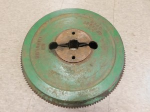 JD H FLYWHEEL 12843