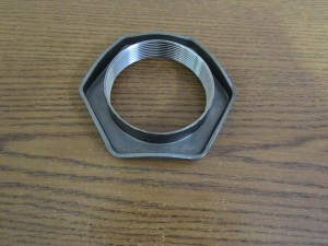 JD B 50 520 530 FLYWHEEL LOCK NUT  9246B