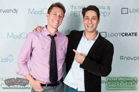 Director Matthew Breault and Assistant-Director Sam Schectman