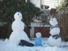 Snowmen3 Family
