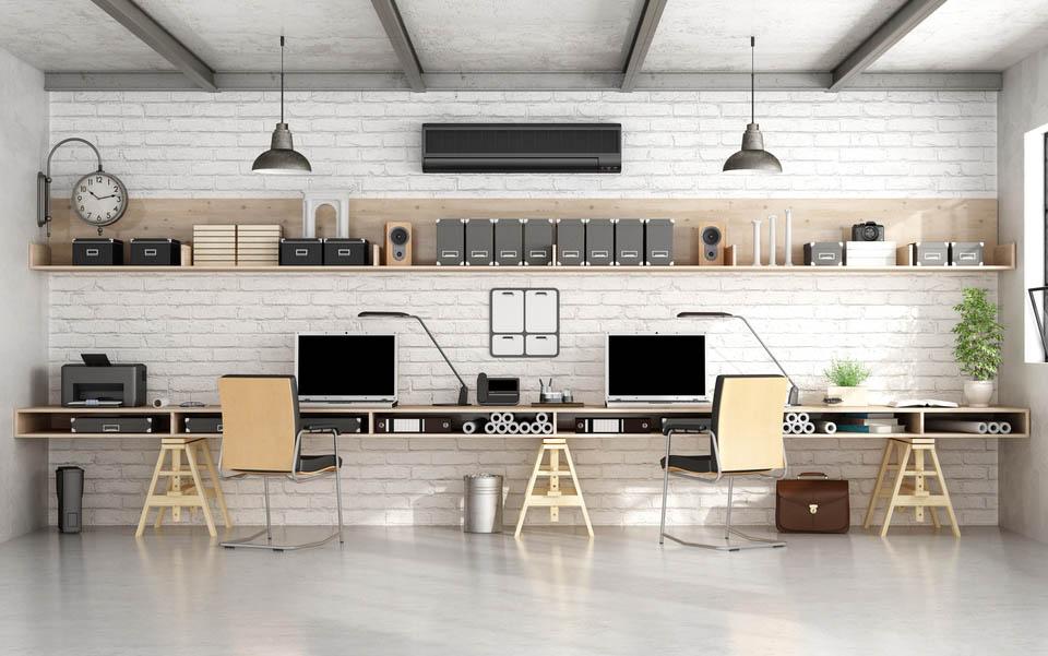 дизайн проект офиса 1