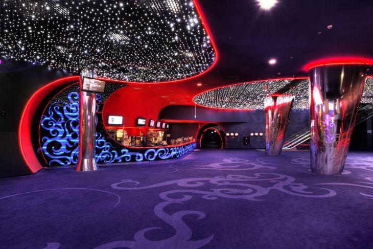 1. The Main Foyer, photo by Olo Studio