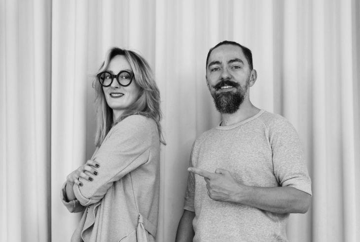 Aga Kobus i Grzegorz Goworek_Studio. O