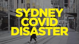 Sydney COVID disaster
