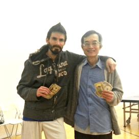 Ron Arellano and Tong Yu