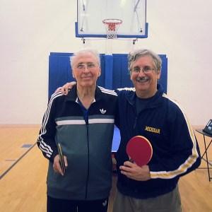 Ken Dewhirst and Tim Stephens - Equal Challenge Tournament