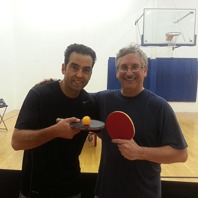 Equal Challenge Table Tennis Tournament   Newport Beach